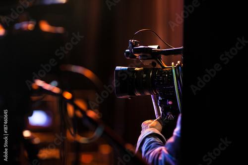 Fényképezés  En tournage