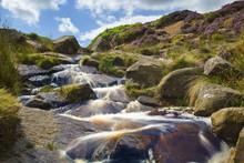 Ilkley Moor, Yorkshire, Englan...
