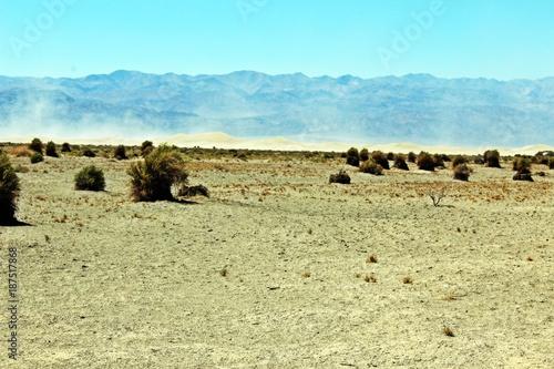 Spoed Foto op Canvas Turkoois Death Valley
