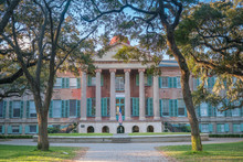 Main Campus Of Charleston Coll...