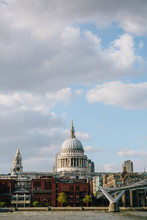 St Pauls Cathedral From Across...