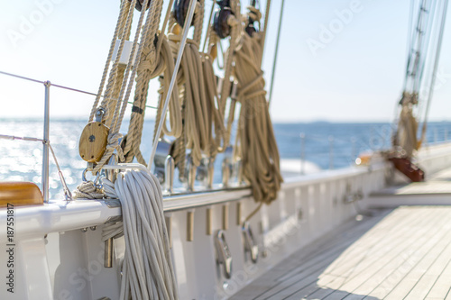 Valokuva  classic Gloucester fishing schooner