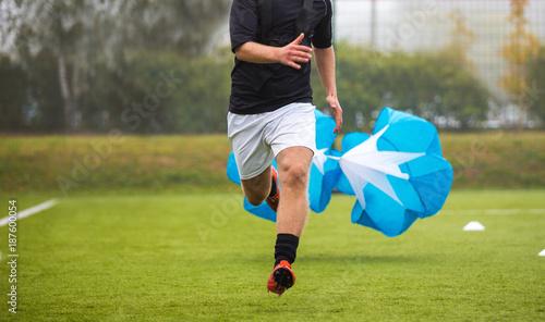 Fotografía Soccer Football Endurance Training