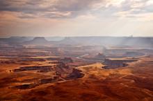 View On Canyonlands National Park, Utah, USA