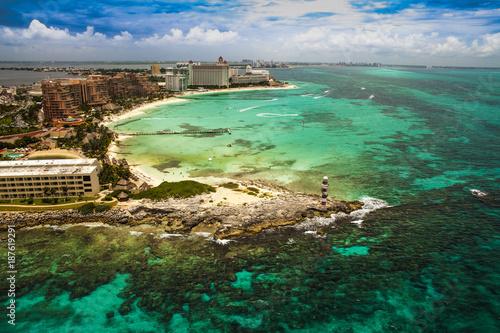 Cadres-photo bureau Cote cancun