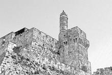 David's Tower, Old City Jerusa...