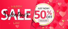 Valentines Day Sale Gift Card ...