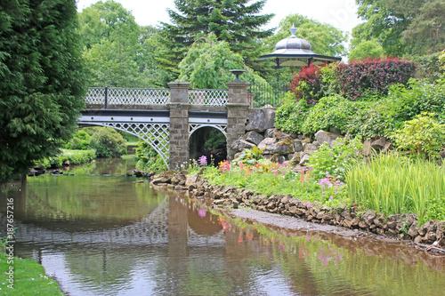 Платно Pavilion Gardens, Buxton