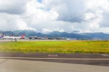 Honolulu International Airport...