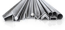 Rolled Metal Products. Steel P...