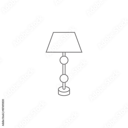 Table Lamp Icon. Web Element. Premium Quality Graphic Design. Signs Symbols  Collection, Simple Icon For Websites, Web Design, Mobile App, Info ... See  More
