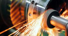 Machine Tool In Metal Factory ...