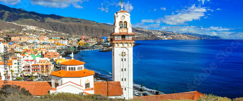 Tenerife holidays and landmarks - Candelaria town with famous basilica