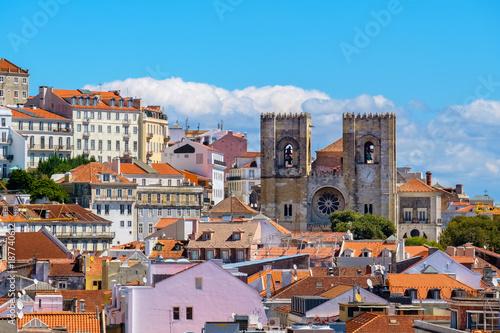 Cityscape of Lisbon. Portugal