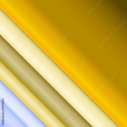 Fototapeta Abstract colorful skewed and reversed columns background obraz na płótnie