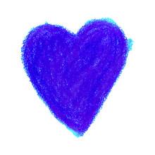Colorful Illustration Heart Sh...