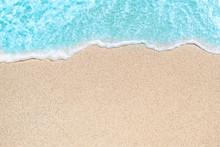 Background Image Of Soft Wave ...