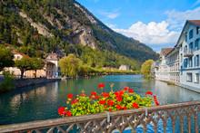 Interlaken, Schweiz