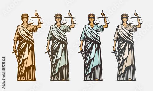 Photo Lawsuit, judge symbol