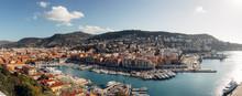 Beautiful Port Of Nice, France