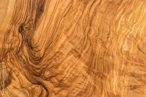 Foto op Aluminium Olijfboom Background olive wood. Vintage wood background.