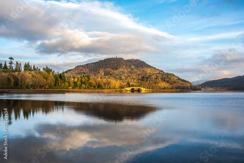 Photo Loch Fyne from Inveraray, Scotland