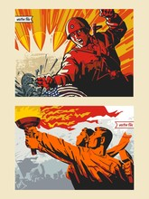 Propaganda And War Poster Set ...