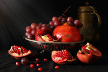 Still Life With Pomegranates, ...