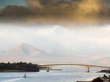 Ponte Sull'isola Di Skye In Sc...