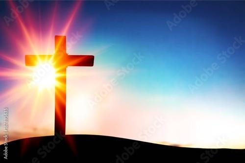 Obraz na plátně  Cross.