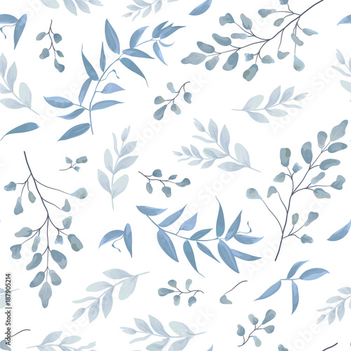 Seamless pattern, background, texture print with light watercolor