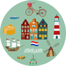 Holland Travel Cultural And Si...