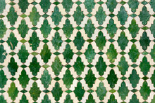 Moroccan Tiles With Traditiona...