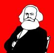 Leinwanddruck Bild - Karl Marx 200. Geburtstag