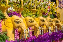 Chiang Mai, Thailand - Februar...