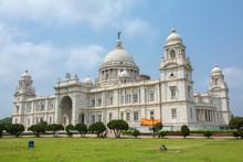 Victoria Memorial In Kolkata, ...