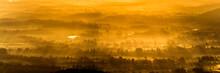 Panoramic View Of Appalachian ...