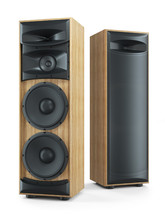 Two Big Tower Sound Speakers H...