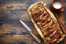 Pull-apart Bread With Cinnamon...