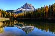 Lago Antorno, Tre Cime di Lavaredo