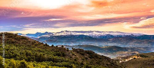 Fotografia Sierra Nevada