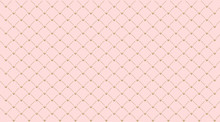 Seamless Girlish Pattern.Gold Crown On Pink Background.Backdrop For Invitation Card, Wrapper And Decoration Party (wedding, Baby Girl Shower, Birthday) Cute Wallpaper For Princess's Style Nursery.