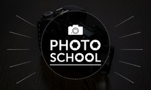 Photo School Text, Logo, Art F...