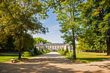 The Château De Malmaison Near Paris, Formerly The Residence Of Empress Joséphine De Beauharnais,