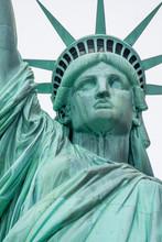 Freiheitsstatue In New York City, USA