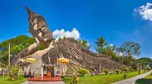Buddha Park, Vientiane, Laos