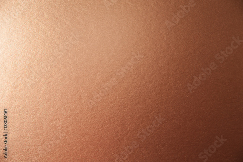 Canvas Print Texture of brown metallic paper background for design Christmas or New Year's pa