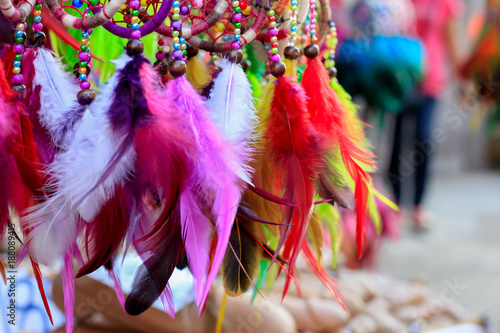 Spoed Fotobehang Carnaval Dream Catcher