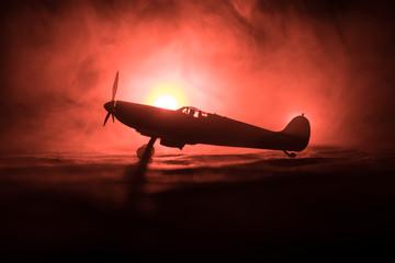 British jet-propelled model...