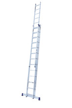Metal Step-ladder Isolated